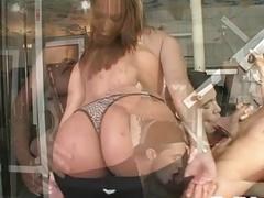TS chick Dany bangs her gym instructor