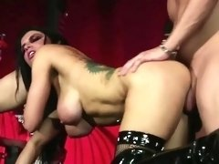 Brunette Lillie Causes A Few Fuck