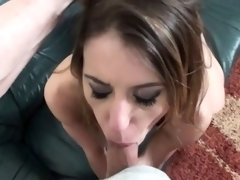 Tormented submissive assfucked in POV style