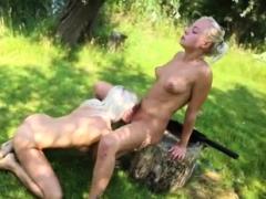 Teen flashing Naked girls with guns