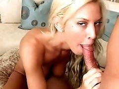Shes Ravenous For Cock And Elated To Get A Big One
