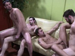 Anal homosexual fuckfest on livecam