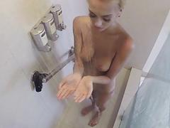 Blondie chick screwed by hotel employee
