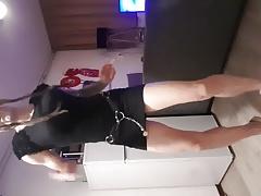 whore dancing