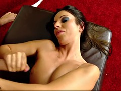 asstastic hungarian chick debbie white gives outstanding handjob