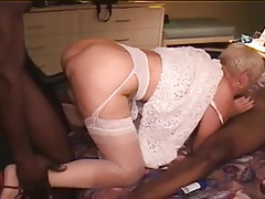 Mature fucked by BBC