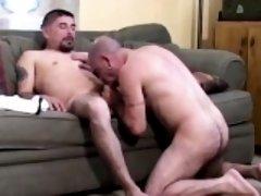 Bare Gay Bear Power Cocks part 2