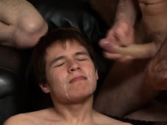Teen gay boy armpits From bareback assfuck to suck dick suck