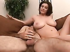Voluptuous pornstar Sara Stone hardcore video