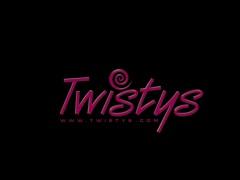Twistys - Elle Alexandra starring at Lovely I