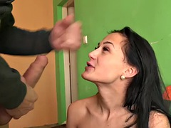 czech gypsy nicole love pays the rent by sex