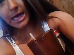 Hooters Girl Burp Off