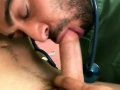 Free full length gay male doctor vids Connor was antsy about