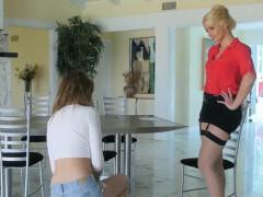 Twistys - Offbeat Job Interview - Anikka Albr