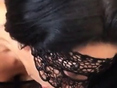 English MILF Blowjob
