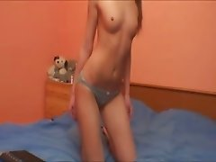 Beauty amateur strip for a webcamera