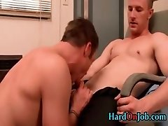 Cameron and Trevor in hardocre gay cock part2