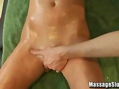 Boob Massage and Blowjob for Brynn Tyler