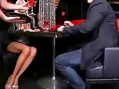 Puma Swede getting her feet worshipped and fucked