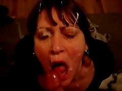 Amateur Facial 49