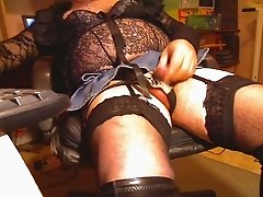 salope en lingerie